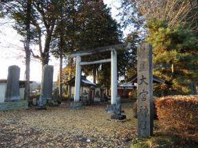自然と歴史探訪 in 大宮