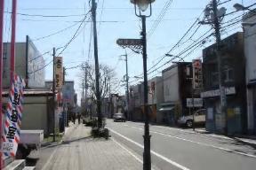日光例幣使街道の宿場町コース