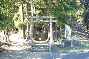 かたくりの会ウォーキングマップ~江保地・日光神社コース~