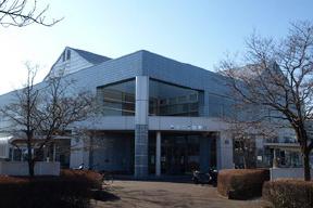 鹿沼市立図書館本館