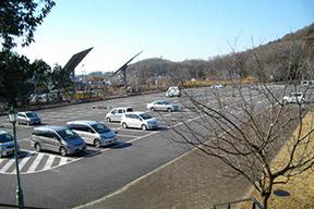 みかも山公園南口駐車場