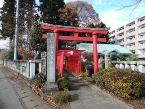 経塚稲荷神社