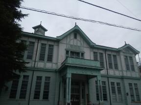 栃木市役所旧庁舎(旧栃木県庁)