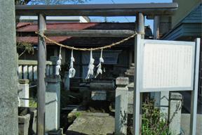 厳島神社(弁天さま)