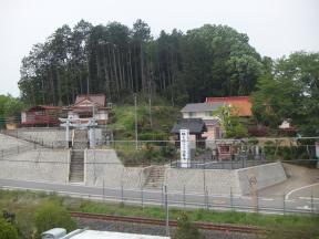 宝林寺、星宮神社