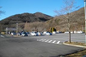 みかも山公園東口駐車場