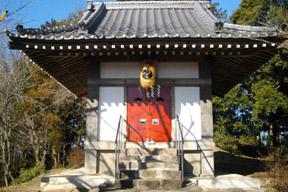 三毳神社(奥社)