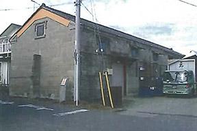 烏山運輸(株)石造り倉庫群